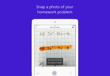 Với PhotoBot trên GotIt!, chỉ cần chụp lại bài toán, Robot sẽ hướng dẫn bạn giải chi tiết
