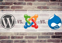 So sánh: Drupal - Joomla - Wordpress