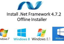 Tải framework .NET Framework 4.7.2 cho Window (offline)