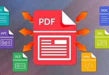 Top 8 phần mềm chuyển PDF sang Word không lỗi font miễn phí tốt nhất