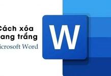 Hướng dẫn cách xóa trang trắng trong Word 2010, 2013, 2016 hiệu quả nhất