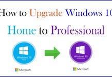 Nâng cấp win 10 lên những phiên bản cao cấp hơn để sử dụng nhiều tính năng hơn cho máy tính