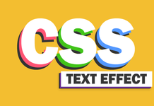 Dùng CSS để tạo hiệu ứng bắt mắt cho text, tại sao không?