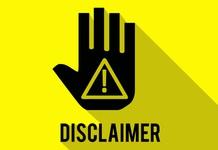 Disclaimer là gì? Nên viết disclaimer như thế nào cho website?