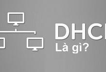 Các trạng thái trong quá trình DHCP (state transition)
