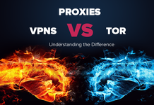 Những điểm cơ bản nhất về sự khác biệt giữa Proxy, VPN và Tor