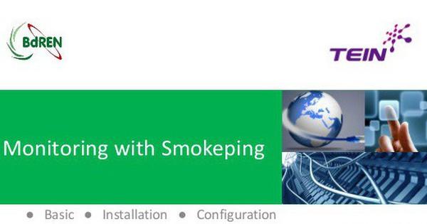 Cài đặt và vận hành công cụ Monitor Network Smokeping