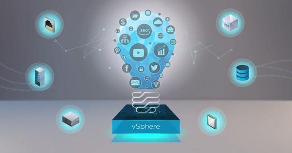 VMware vSphere là gì? Các lớp thành phần của VMware vSphere