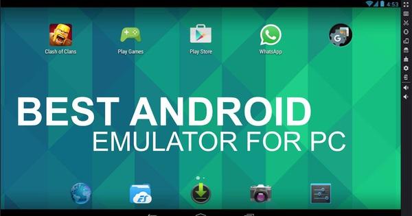 Top 10 phần mềm giả lập android nhẹ nhất trên PC cho máy chạy yếu