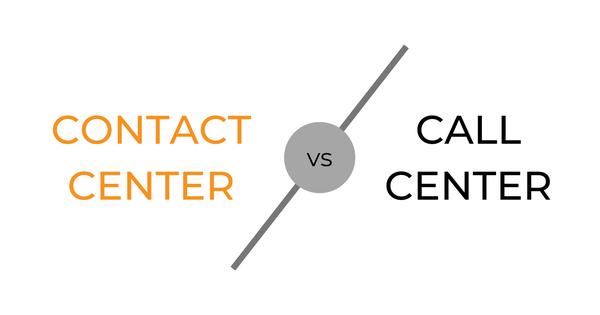 Những Điểm Khác Biệt Giữa Call Center Và Contact Center Cơ Bản Nhất