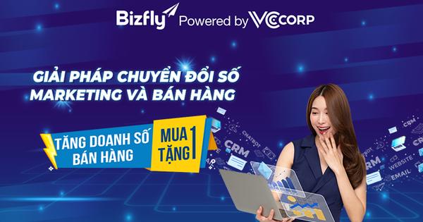 """Bizfly - Trọn bộ giải pháp Chuyển đổi số từ """"gốc đến ngọn"""" cho doanh nghiệp"""