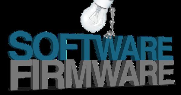 Phân biệt firmware vs software, rất cần thiết nếu muốn am hiểu về công nghệ phần mềm