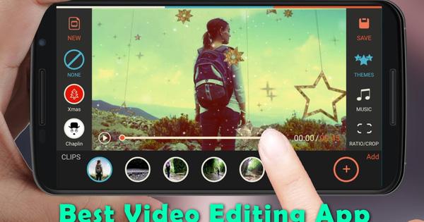 TOP 9 phần mềm làm video trên điện thoại mới nhất 2021