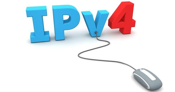 Địa chỉ IPv4 là gì. Phân loại từng lớp trong IPv4