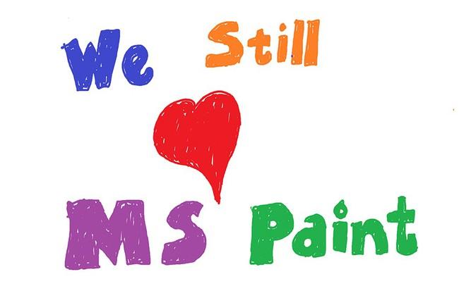 """MS Paint sẽ có một """"cuộc sống"""" mới trên Windows Store"""