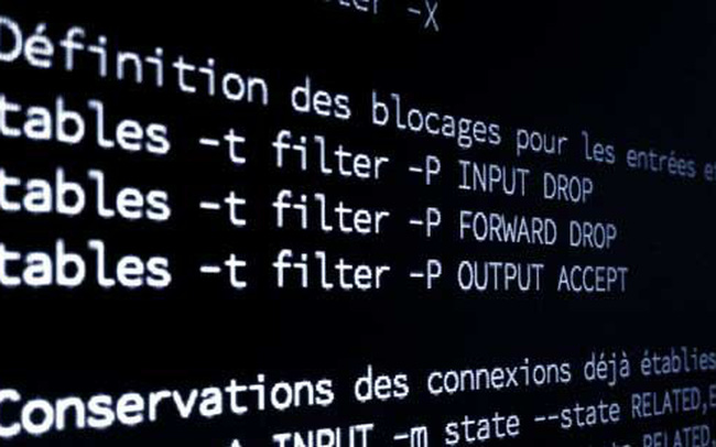 Cấu hình firewall sử dụng ipset