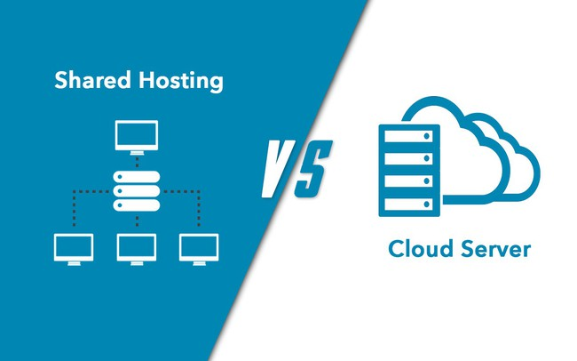 Shared Hosting và Cloud Server, nên chọn dịch vụ nào?