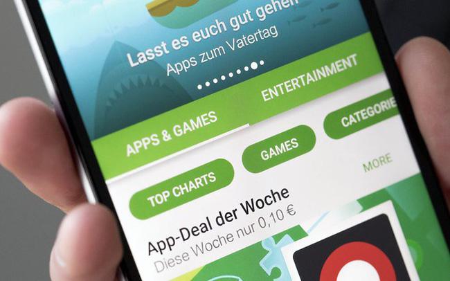 Google sẽ hạ bậc các ứng dụng kém chất lượng trên Play Store