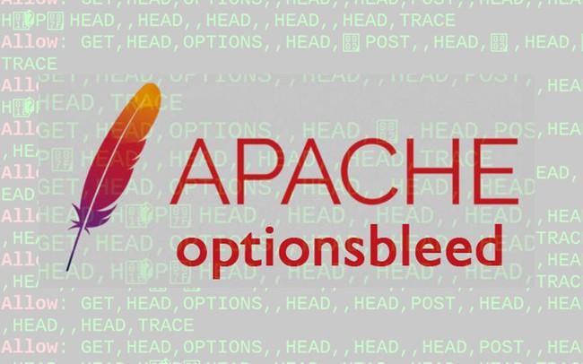 OptionBleed – Lỗ hổng trong phương thức HTTP OPTION cho phép trích xuất thông tin bộ nhớ trên máy chủ Apache