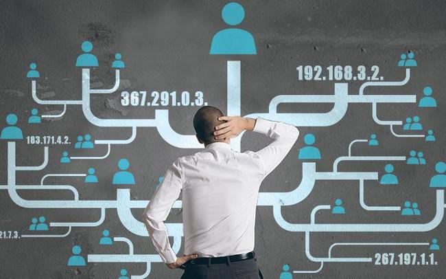 Cách tìm địa chỉ IP của người khác để check vị trí