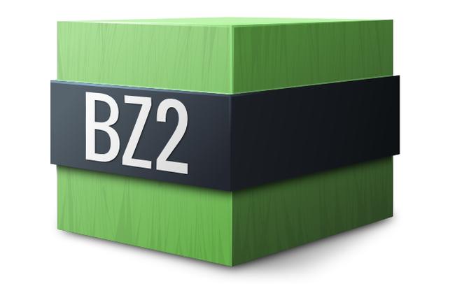Chỉ dẫn cách giải nén tệp BZ2 trong hđh 10