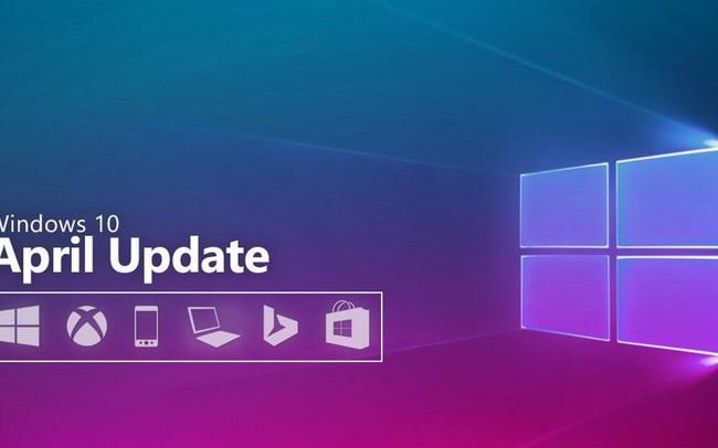 Bất ngờ xuất hiện bản cập nhật April 2018 dành cho Windows 10 Mobile