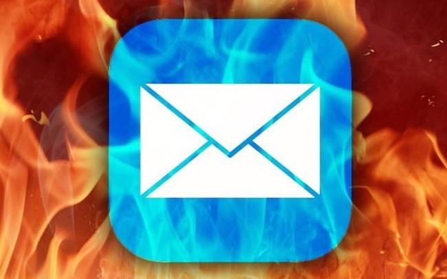 Thông tin trên email có đủ an toàn để làm việc