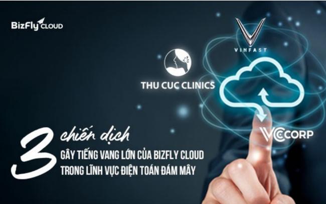 3 chiến dịch gây tiếng vang lớn của BizFly Cloud trong lĩnh vực điện toán đám mây