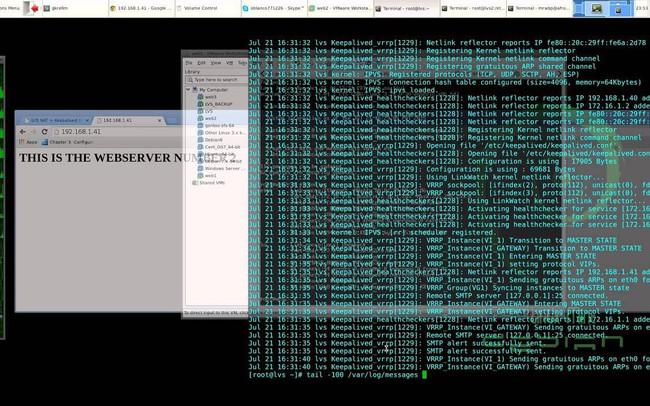 Cách thiết lập IP Failover với KeepAlived trên Ubuntu & Debian