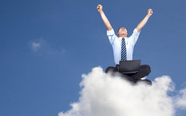 [Infographic] - 5 lý do doanh nghiệp nên di chuyển lên đám mây