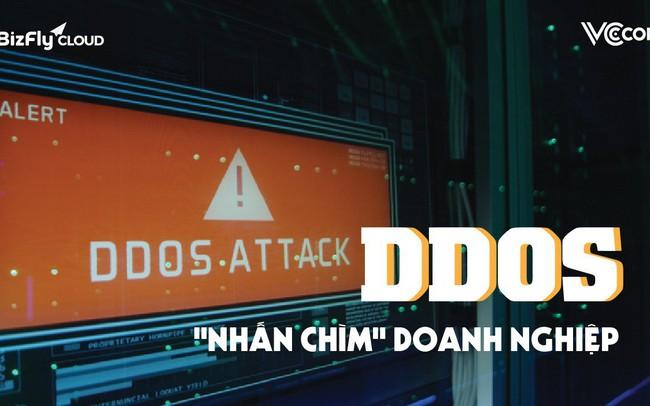 Hãy cẩn thận với DDoS - cuộc tấn công có khả năng