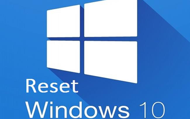 Các tùy chọn khôi phục Window 10