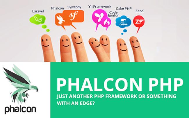 5 lý do khiến Phalcon là PHP Framework