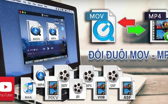 7 phần mềm đổi đuôi video nhanh chóng và dễ sử dụng nhất cho máy tính, điện thoại