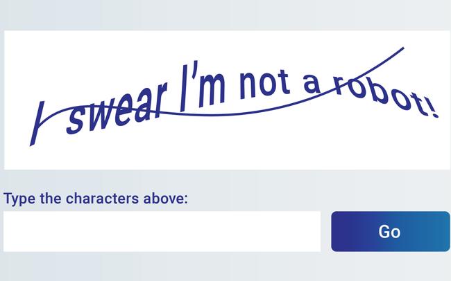 reCAPTCHA và những tranh cãi về reCAPTCHA