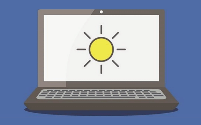 11 cách chỉnh độ sáng màn hình máy tính bàn PC, laptop