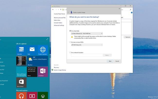 Làm thế nào để downgrade hệ điều hành windows xuống phiên bản thấp hơn?