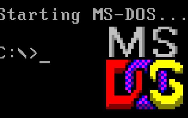 Tổng quan về Hệ điều hành DOS, so sánh DOS và Windows