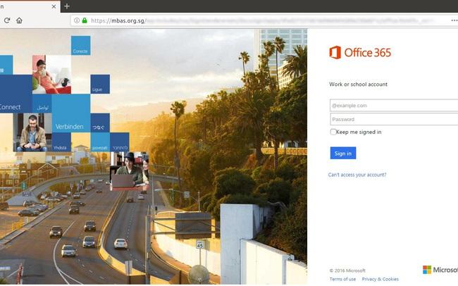 Hơn 600 tổ chức bị tấn công bởi Chiến dịch lừa đảo giả dạng Microsoft Office365