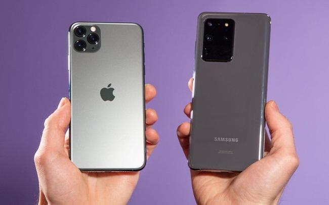 Nghiên cứu mới: Dùng iPhone dễ có người yêu hơn dùng điện thoại Android