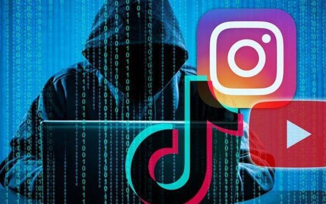 Thông tin của 235 triệu tài khoản TikTok, Instagram, YouTube bị rò rỉ dữ liệu