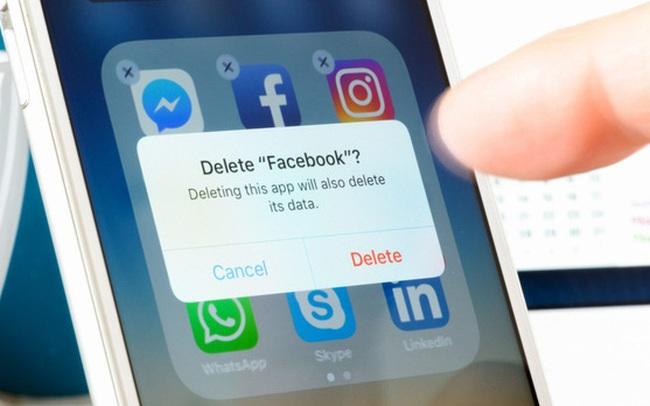 Facebook trả tiền để người dùng từ bỏ mình