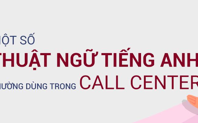 Một số thuật ngữ thông dụng tiếng Anh trong Call Center